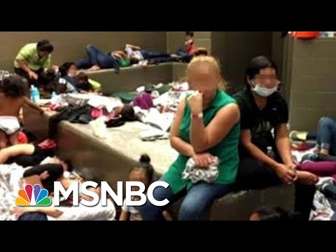 Congresswoman Seeks Showers, Basic Hygiene For Migrants | Morning Joe | MSNBC