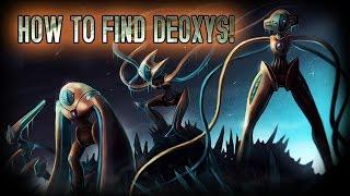 Roblox: Proyecto Pokemon ¡COMO ENCONTRAR DEOXYS!