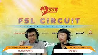 Ardent Esports vs Liyab Esports - FSL LoL '20 PH Qualifier Finals