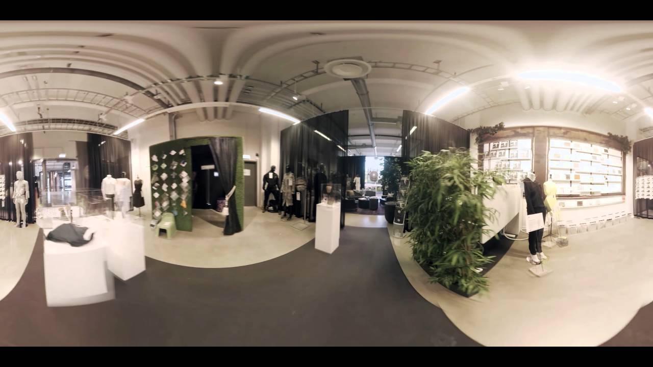Smart Textiles Showroom