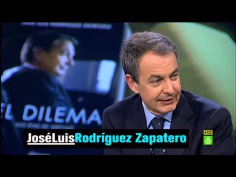 El Gran Wyoming y Zapatero (entrevista completa en HD)