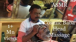 World's Greatest Head Massage|Baba The Cosmic Barber & Semi Baba