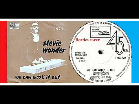 Stevie Wonder - We Can Work It Out 'Vinyl' mp3