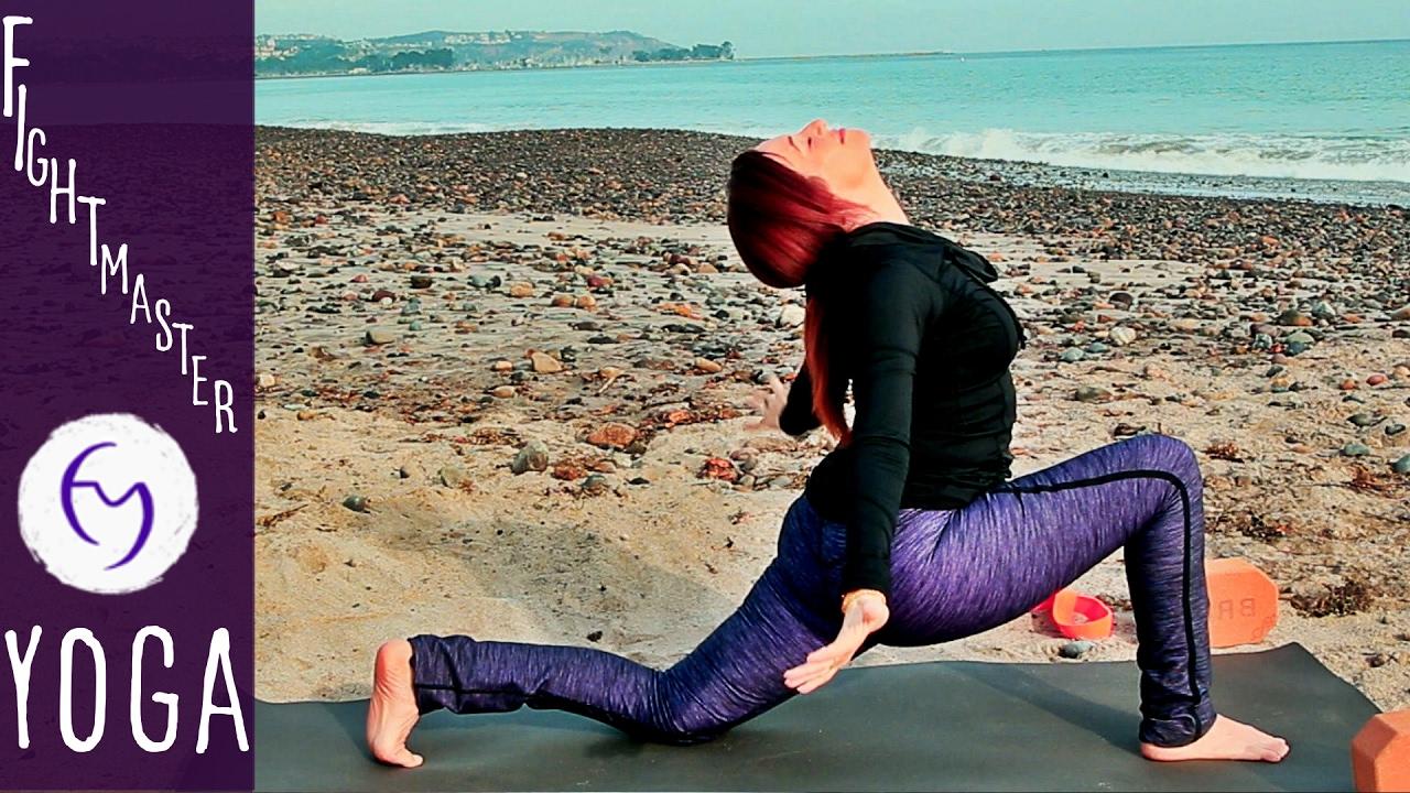 20 Minute Full Body Yoga Stretch for Flexibility (no more