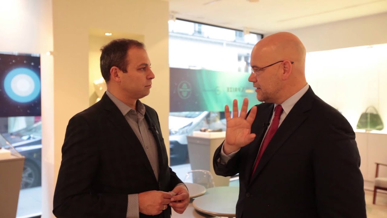 COP21 Hub Culture Paris 2015 Interview with Michael Meehan, CEO of GRI (Global Reporting Initiative)