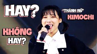 """Thánh nữ Doreamon - Kimochi gây TRANH CÃI thực sự là hát """"hay"""" hay """"không hay""""?"""