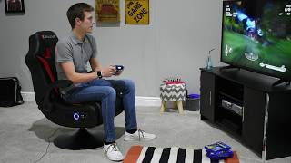 X Rocker Gaming Chairs. Don't just sit there, start rocking!