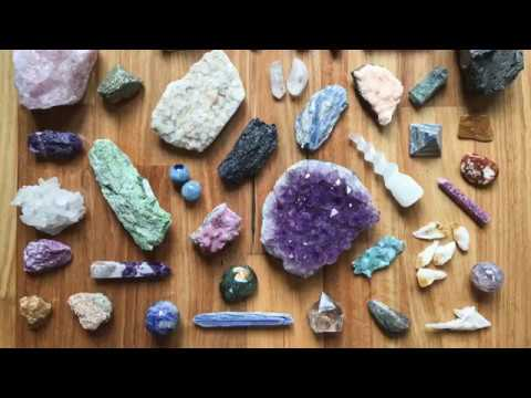 Looking how to harness the power of crystals and crystal grids?