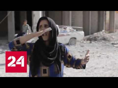 Постановочная сенсация: Al Jazeera готовит очередной фейк о химоружии