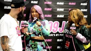 BET Awards 2019: Shenseea Talks New Music and More!