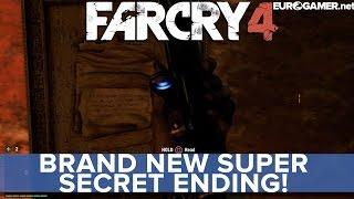 Far Cry 4 - NEW super secret ending! - Eurogamer