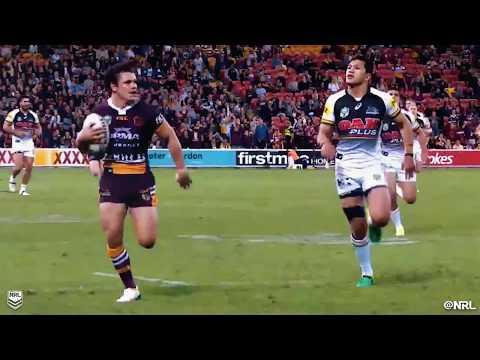 NRL 2017 | Josh Addo Carr v James Roberts