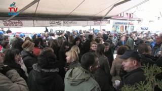 HDZ dolazak uzvanika 02.12.2011. Gospić