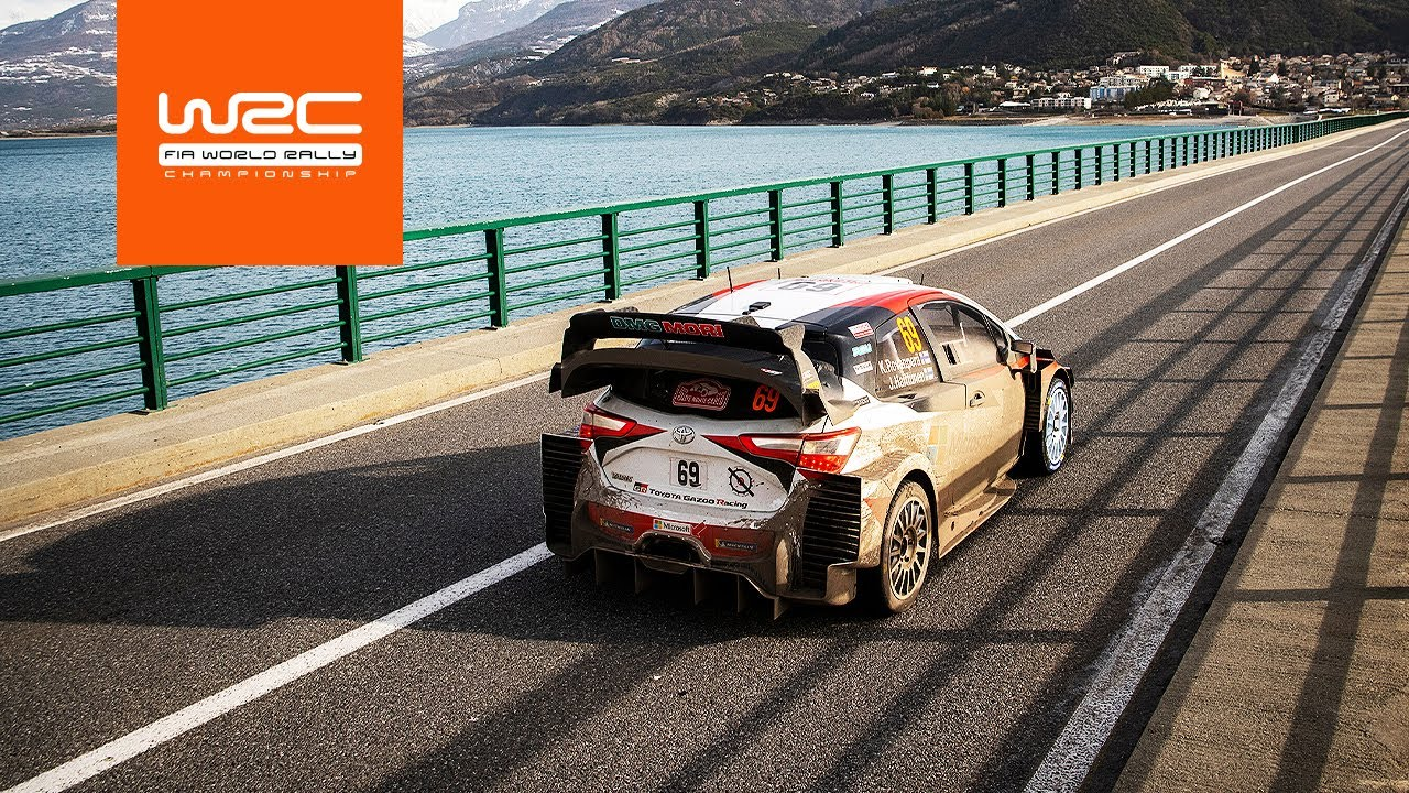 WRC - Rallye Monte-Carlo 2020: Highlights Stages 5-8