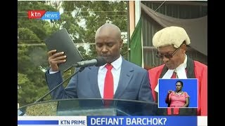 The intrigues behind defiant Bomet Governor Barchok  as he picks his deputy, not a woman as advised