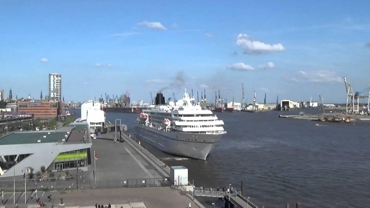 Cruise Ship Horn MS AMADEA Phoenix Reisen YouTube - Cruise ship amadea