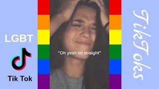 LGBTQ+ TikToks