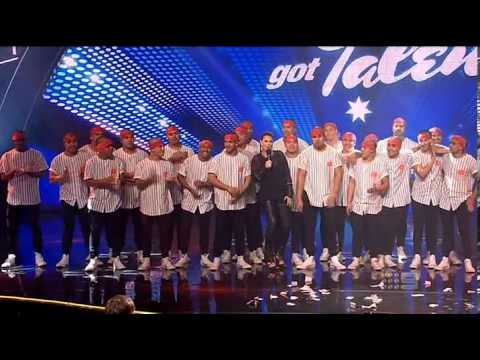 Academy of Brothers - Australia's Got Talent 2013 - The Semi-Finals [FULL]