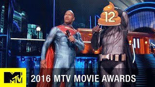 видео MTV Movie Awards 2016
