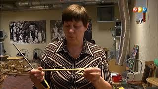 Vidzemes TV :Vidzemnieki  Siguldas spieķu  gatavošanas meistare Antra Plavgo (24.02.2018.)