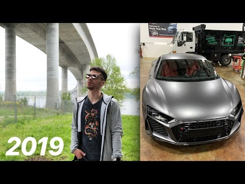 10 Crazy Projects I'm Doing in 2019!