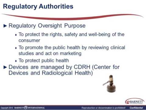 FDA Medical Device Approval Process Trailer