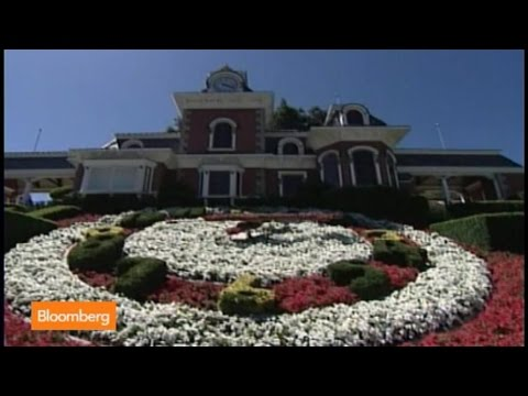 Michael Jackson's Neverland Estate Now Up for Sale - YouTube