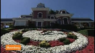 Michael Jackson's Neverland Estate Now Up for Sale