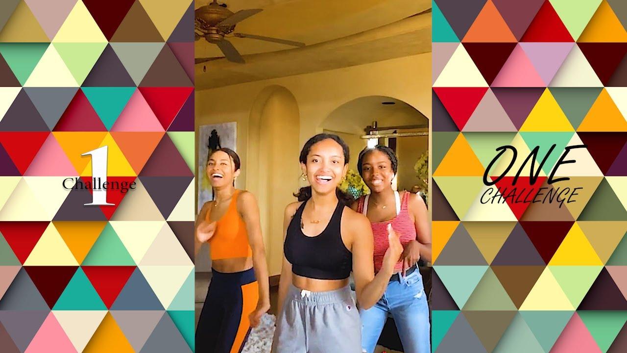 Ya Ya Ya Challenge Dance Compilation #yayaya #tiktok