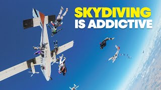 Why is Skydiving A Sport? | w/Amy Chmelecki