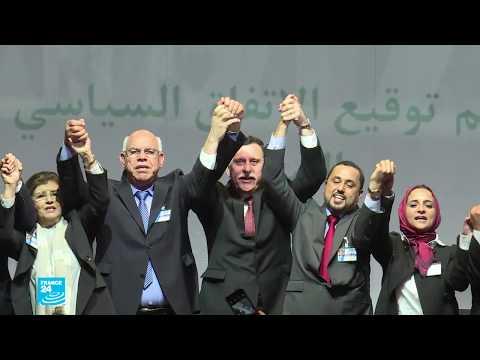 اجتماع تونسي مصري جزائري لدعم حكومة الوفاق في ليبيا  - نشر قبل 21 دقيقة
