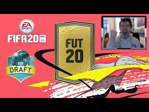 Draft And Gold Upgrade Packs!  FIFA 20