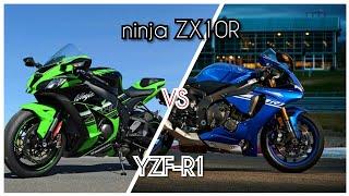 ZX10R VS R1