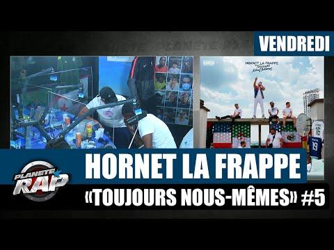 Youtube: Planète Rap – Hornet La Frappe«Toujours Nous-Mêmes» avec Ninho, Maes et Fred Musa! #Vendredi