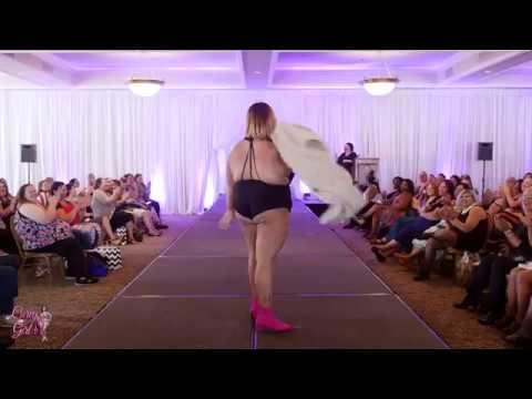 Curvy Girl Lingerie Fashion Show 2017 in San Jose, CA. http://bit.ly/2JJu2X1