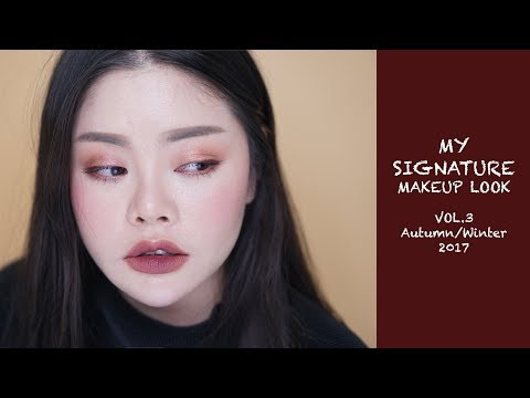 Feonalita⎜Signature Makeup Look V.3 Autumn-Winter 2017