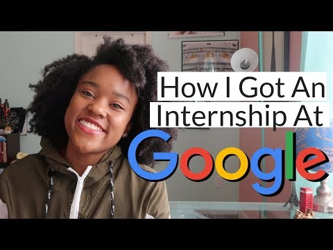 How I Got An Internship At Google | Google BOLD Interview Process