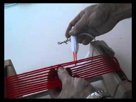 7b0dd4f97c60 Telar de pulseras, pruebas