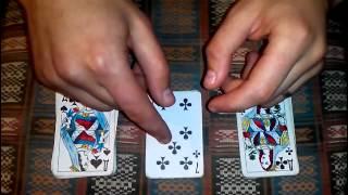 Фокус с 21 картой (Научись и покажы своим друзьям)