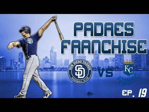 MLB The Show 17: San Diego Padres Franchise: [EP. 19] JARVIS STRANGE MLB DEBUT