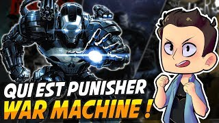 LA VRAIE FORCE DU PUNISHER WAR MACHINE