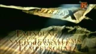 Geschichte - Auf der Suche nach dem Gold des Tempelberges (Tempelschatz)