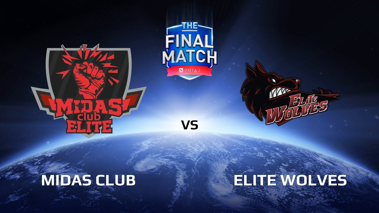 Midas Club vs Elite Wolves, The Final Match LAN-Final, Group B