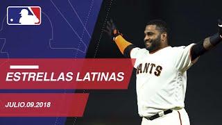 Lo mejor del lunes en Grandes Ligas