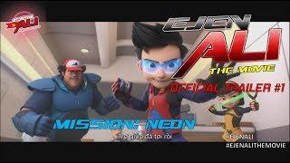 (Vietsub) Ejen Ali the Movie Official Trailer 1