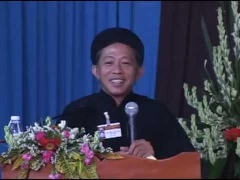 đề tài Bát Chánh do GLV trung ương Nguyễn Văn Tuấn thuyết trình _A