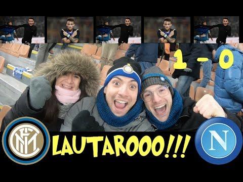 IL TORO MATA IL NAPOLI! | INTER-NAPOLI 1-0 | REACTION LIVE SAN SIRO