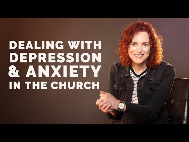 Dealing With Depression in the Church | Awakening House of Prayer