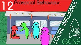 Prosocial Behaviour - Social Influence, GCSE Psychology [AQA]