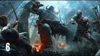 Стрим God Of War 4  - #6